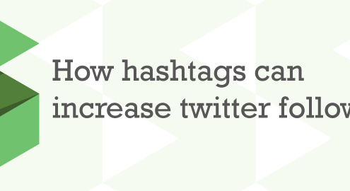 How Using Hashtags Can Increase Your Twitter Following