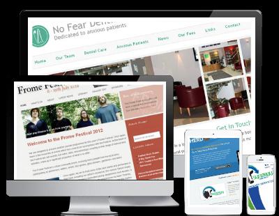 Chilcompton Website Design