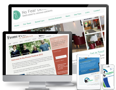 Web Design Nunney