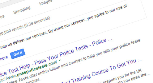 Pass Police Tests Case Study