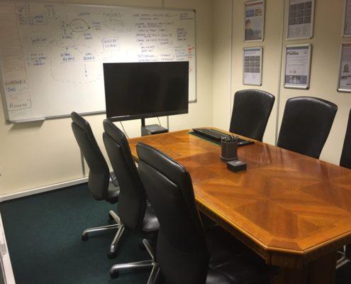 SSL-Boardroom