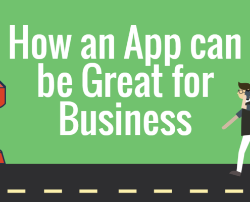 An App can be Great for Business